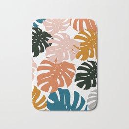 Tropical plant XIV Bath Mat