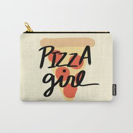 Pizza Girl Carry-All Pouch