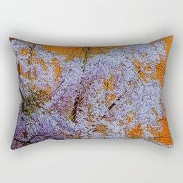 Looking Out.... Rectangular Pillow