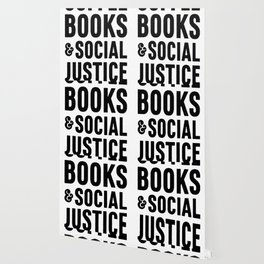 COFFEE BOOKS _ SOCIAL JUSTICE T-SHIRTS Wallpaper