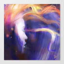 Star Embers Canvas Print
