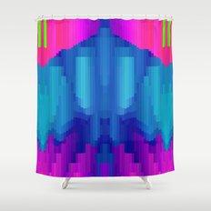 stripes1 Shower Curtain
