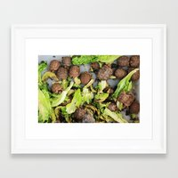 turtles Framed Art Prints featuring Turtles  by Barbo's Art