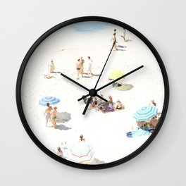 beach XXI Wall Clock
