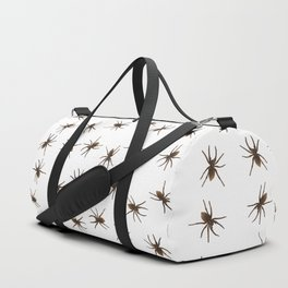 House spiders Duffle Bag