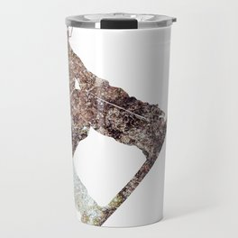 Snowboarder Travel Mug