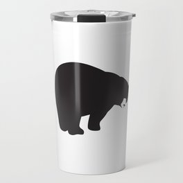 Bruno Bear #1 Travel Mug
