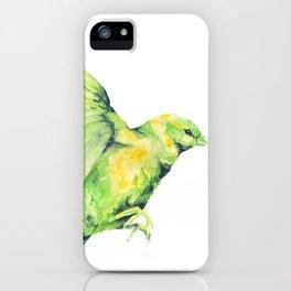 Bird, Sparrow iPhone Case