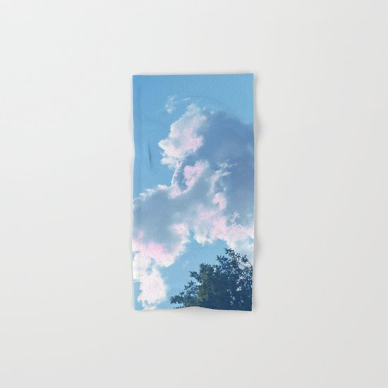 The Colour of Clouds 01 Hand & Bath Towel