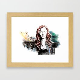 The world within our own Framed Art Print