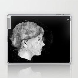 Mugshot The Girl Laptop & iPad Skin
