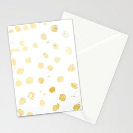Foil Spots Stationery Cards