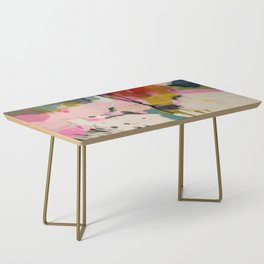 paysage abstract Coffee Table