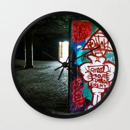 # 288 Wall Clock
