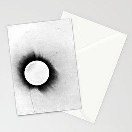 1919 Solar Eclipse Stationery Cards