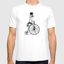 Fancy Raccoon T-shirt