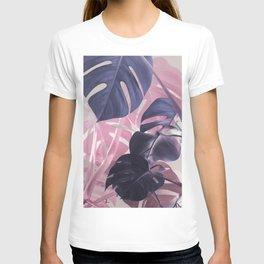 Shadows Monstera T-shirt