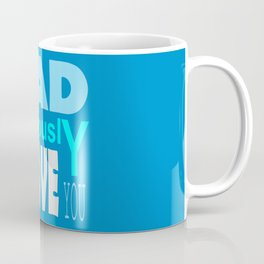 Dad Seriously I love you Greeting for Father's Day Coffee Mug