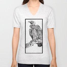 Vulture (DirtyDecibels) Unisex V-Neck