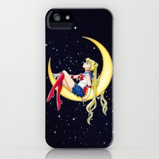 Pretty Guardian Sailor Moon iPhone SE Slim Case