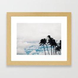 windward Framed Art Print