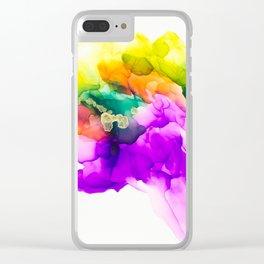 Take Me To Marakesh Clear iPhone Case