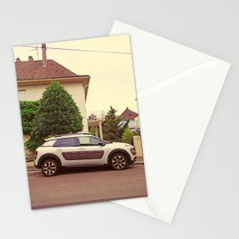 "Citroen C4 Cactus ""White Predator"" Stationery Cards"