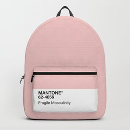 MANTONE® Fragile Masculinity Backpack