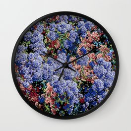 CEANOTHUS JULIA PHELPS ABSTRACT Wall Clock