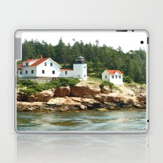 Bass Lighthouse Laptop & iPad Skin