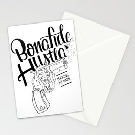 Bonafide Hustla Stationery Cards