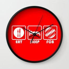 ESP: Bayern Munchen Wall Clock
