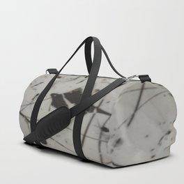 Cinerous Duffle Bag