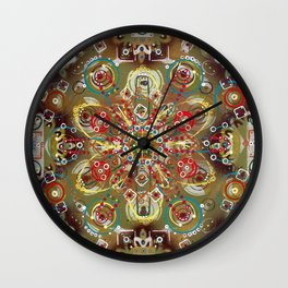 From My Soul Wall Clock