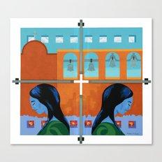 Benediction Canvas Print