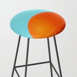 MONTREAL PASTEL Orange Julep Bar Stool