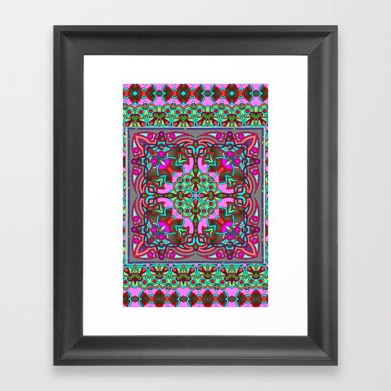 cute color case Framed Art Print