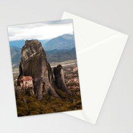 Meteora Panorama Stationery Cards