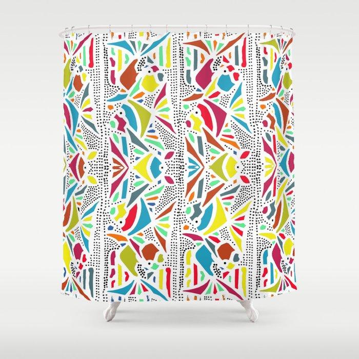 Ocean Life Shower Curtain By Bestreeartdesigns
