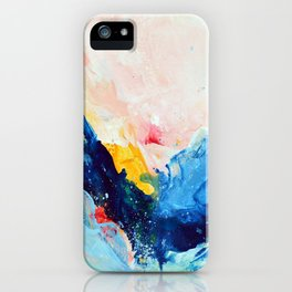 Your Leap of Faith iPhone Case