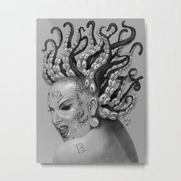 Divine: Eat Shit Metal Print