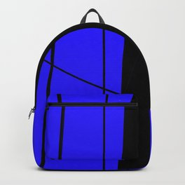 blue theater Backpack