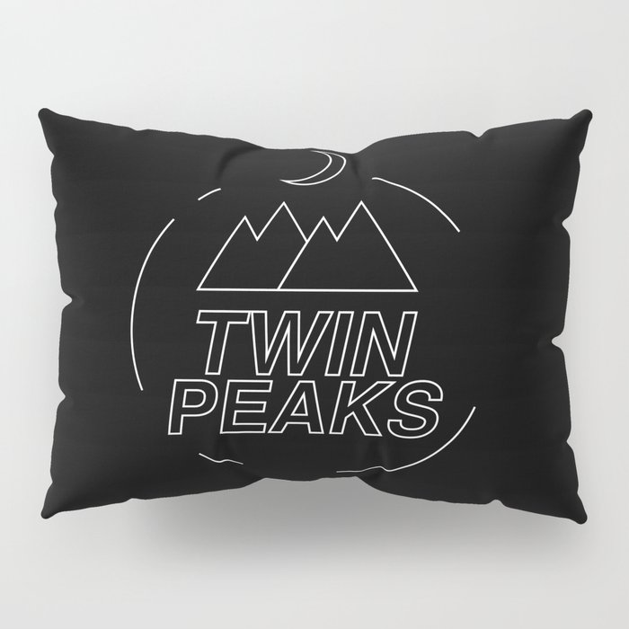 Twin Peaks simbol Pillow Sham