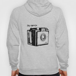 Say Cheese Hoody