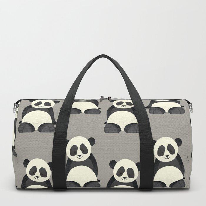 Whimsy Giant Panda Duffle Bag