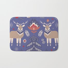WINTER LANDSCAPE 2 Bath Mat