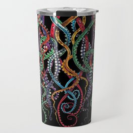 Tentacles Travel Mug
