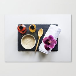 Spa Day Canvas Print