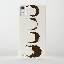 Seinfeld Hair iPhone Case