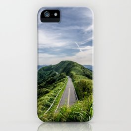 road to heaven iPhone Case